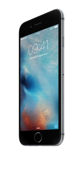 Téléphone Apple Apple iPhone 6S Gris Sideral 32Go Bon état