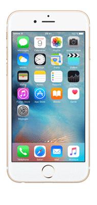 Téléphone Apple iPhone 6s Or 128Go Bon état