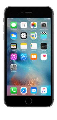 Téléphone Apple iPhone 6S Plus Gris Sideral 32Go Bon état