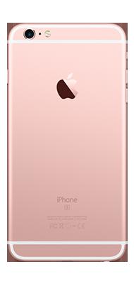 Téléphone Apple iPhone 6S plus Or Rose 32Go Etat correct