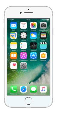 Téléphone Apple Apple iPhone 7 Argent 32 Go Etat correct