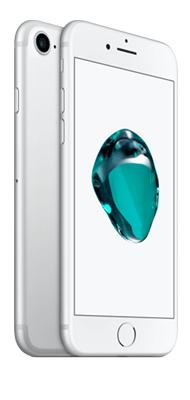 Téléphone Apple iPhone 7 Argent 32 Go Etat correct