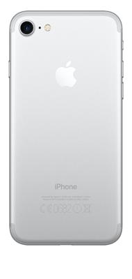 Téléphone Apple iPhone 7 Argent 32 Go état correct