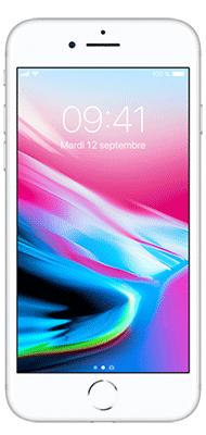 Téléphone Apple Apple iPhone 8 64Go Argent Bon état