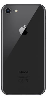 Téléphone Apple iPhone 8 64Go Argent état correct