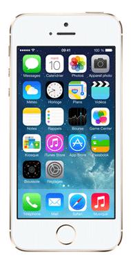 Téléphone Apple Apple Reconditionne iPhone 5S 16G reconditionné Or