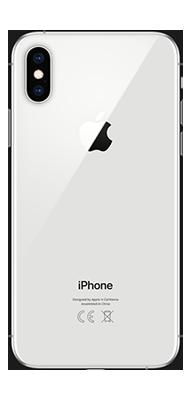 Téléphone Apple iPhone XS 64GB Silver