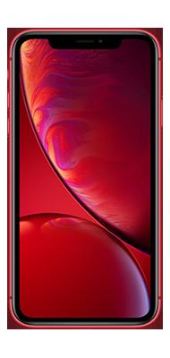 Téléphone Apple iPhone XR 128GB RED