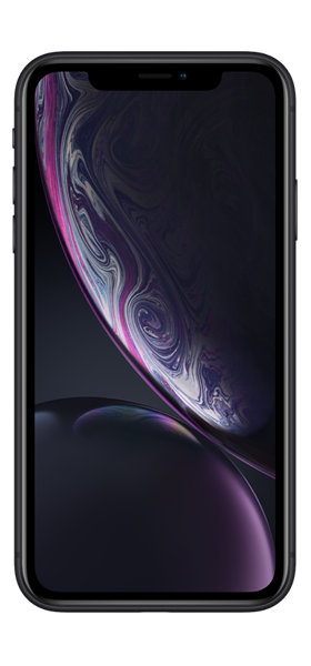 Téléphone Apple iPhone XR 64GB Black