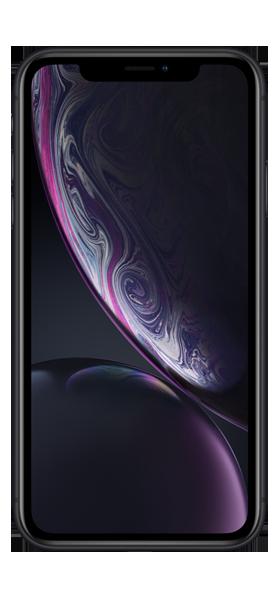 Téléphone Apple iPhone XR 256GB Black
