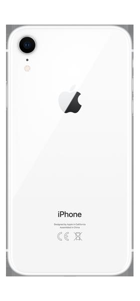 Téléphone Apple iPhone XR 256GB White