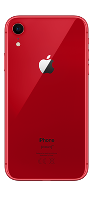 Téléphone Apple iPhone XR 256GB RED