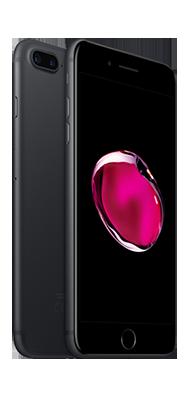 Téléphone Apple iPhone 7 Noir de Jais 32 Go état correct