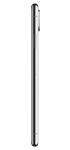 Téléphone Apple Apple iPhone XS Max 64GB Argent Comme Neuf