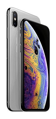 Téléphone Apple Apple iPhone XS Max 64GB Silver Etat correct