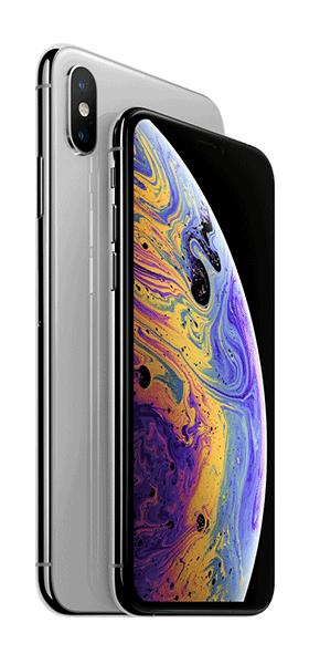 Téléphone Apple Apple iPhone XS Max 64GB Silver Bon etat