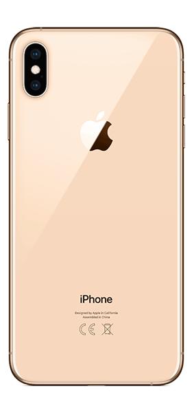 Téléphone Apple Apple iPhone XS Max 64GB Gold Bon etat