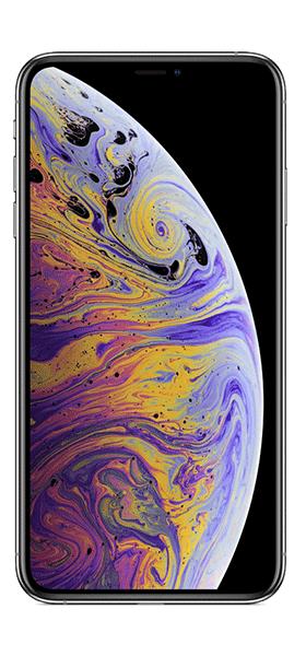 Téléphone Apple Apple iPhone XS Max 256Go Silver Comme Neuf