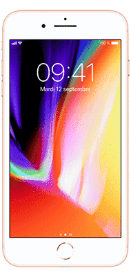 Téléphone Apple iPhone 8 256Go Or Bon état