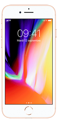 Téléphone Apple Apple iPhone 8 256Go Or Très bon état