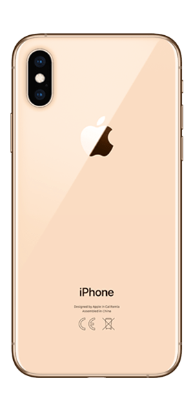 Téléphone Apple Apple iPhone XS 64GB Or Comme Neuf