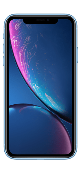 Téléphone Apple iPhone XR 64GB Blue Comme Neuf