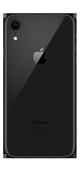 Téléphone Apple Apple iPhone XR 64GB Black Bon état