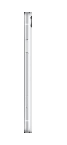 Téléphone Apple Apple iPhone XR 64GB White Bon état