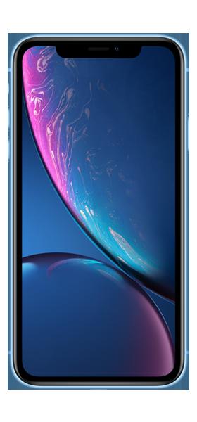Téléphone Apple iPhone XR 256GB Blue Comme Neuf