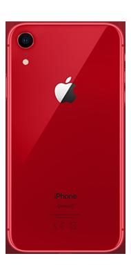 Téléphone Apple Apple iPhone XR 64GB RED Bon état