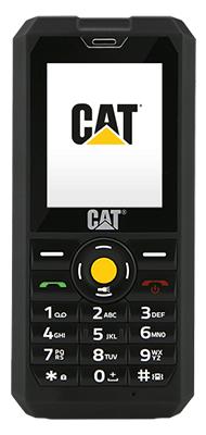 Téléphone Caterpillar B30 Noir