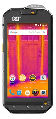 Téléphone Caterpillar S60 Noir