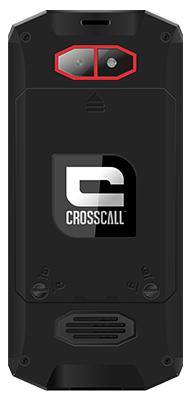 Téléphone Crosscall Spider X5 noir et rouge Comme Neuf