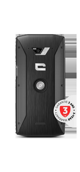 Téléphone Crosscall Crosscall Core-X4 Noir