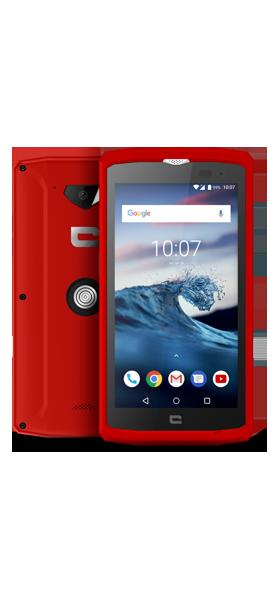 Téléphone Crosscall Crosscall Core X3 Rouge