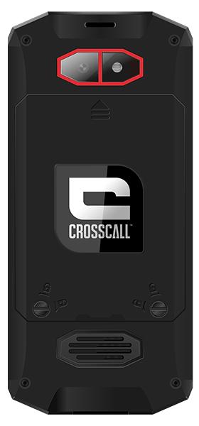 Téléphone Crosscall SPIDER X5 Noir Rouge