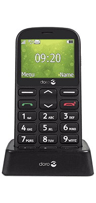 Téléphone Doro Doro 1360 noir Comme Neuf