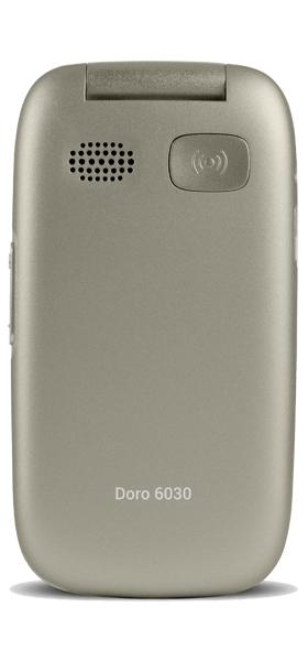 Téléphone Doro 6030 Or