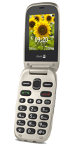 T�l�phone Doro 6030 Or Comme neuf