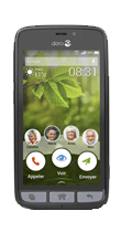 Téléphone Doro 8031 Noir Comme neuf