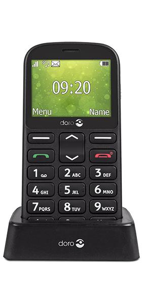Téléphone Doro Doro 1360 Noir