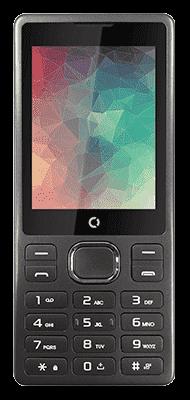 Téléphone Echo First Plus 2 Gris anthracite