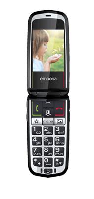 Téléphone Emporia Glam Blanc Comme neuf