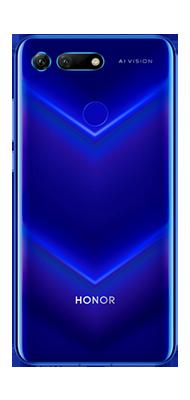 Téléphone Honor View 20 128Go Bleu DS