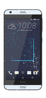 Téléphone HTC Desire 530 Bleu Remix