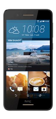 T�l�phone HTC Desire 728 Noir M�t�ore