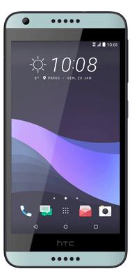 Téléphone HTC DESIRE 650 BLEU MARINE