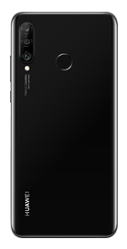 Téléphone Huawei Huawei P30 Lite Noir DS