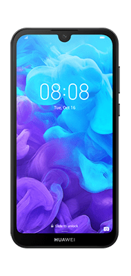 Téléphone Huawei Huawei Y5 2019 Noir