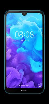 Téléphone Huawei Huawei Y5 2019 Bleu DS